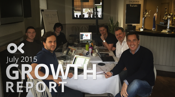 July 2015 Growth Report