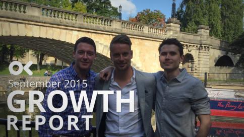 September 2015 Growth Report