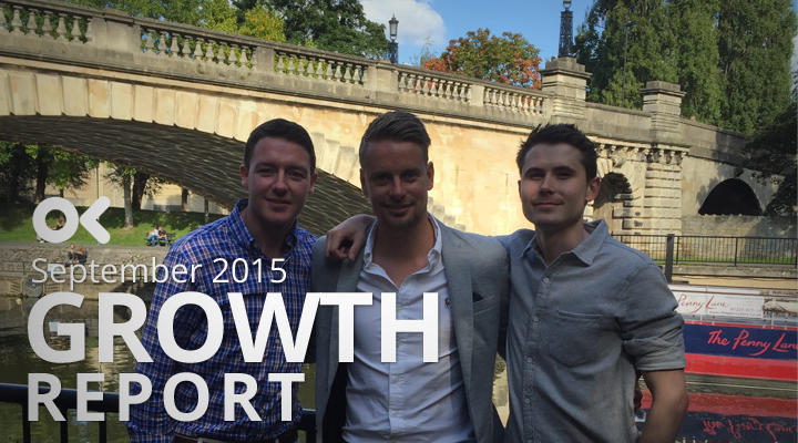 September 2015 Growth Report