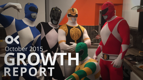 October 2015 Growth Report