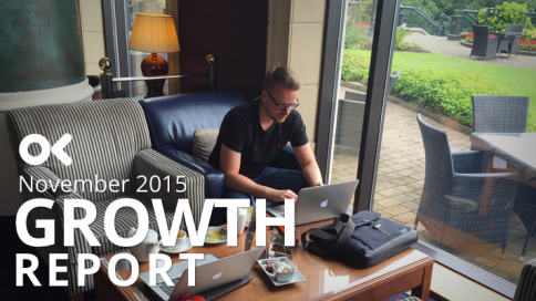 November 2015 Growth Report