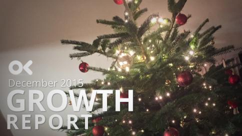 December 2015 Growth Report