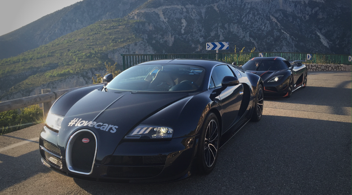 Lovecars Takeover: the South of France!