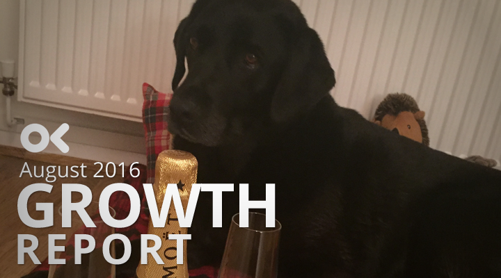 August 2016 Growth Report