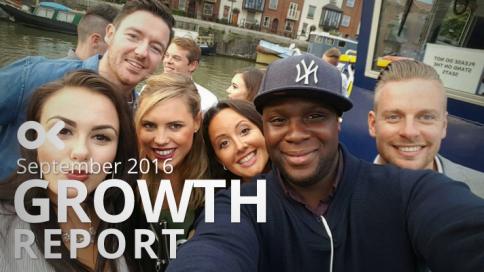 September 2016 Growth Report