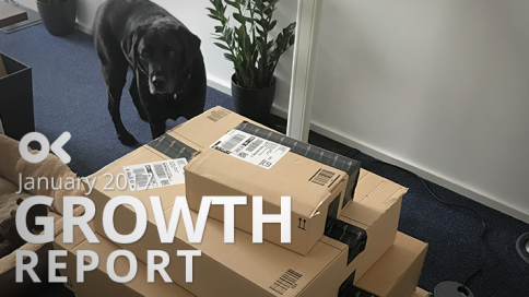 January 2017 Growth Report