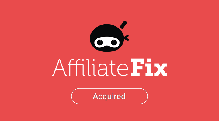 Wired Investors Acquire AffiliateFix (affilinc Ltd).